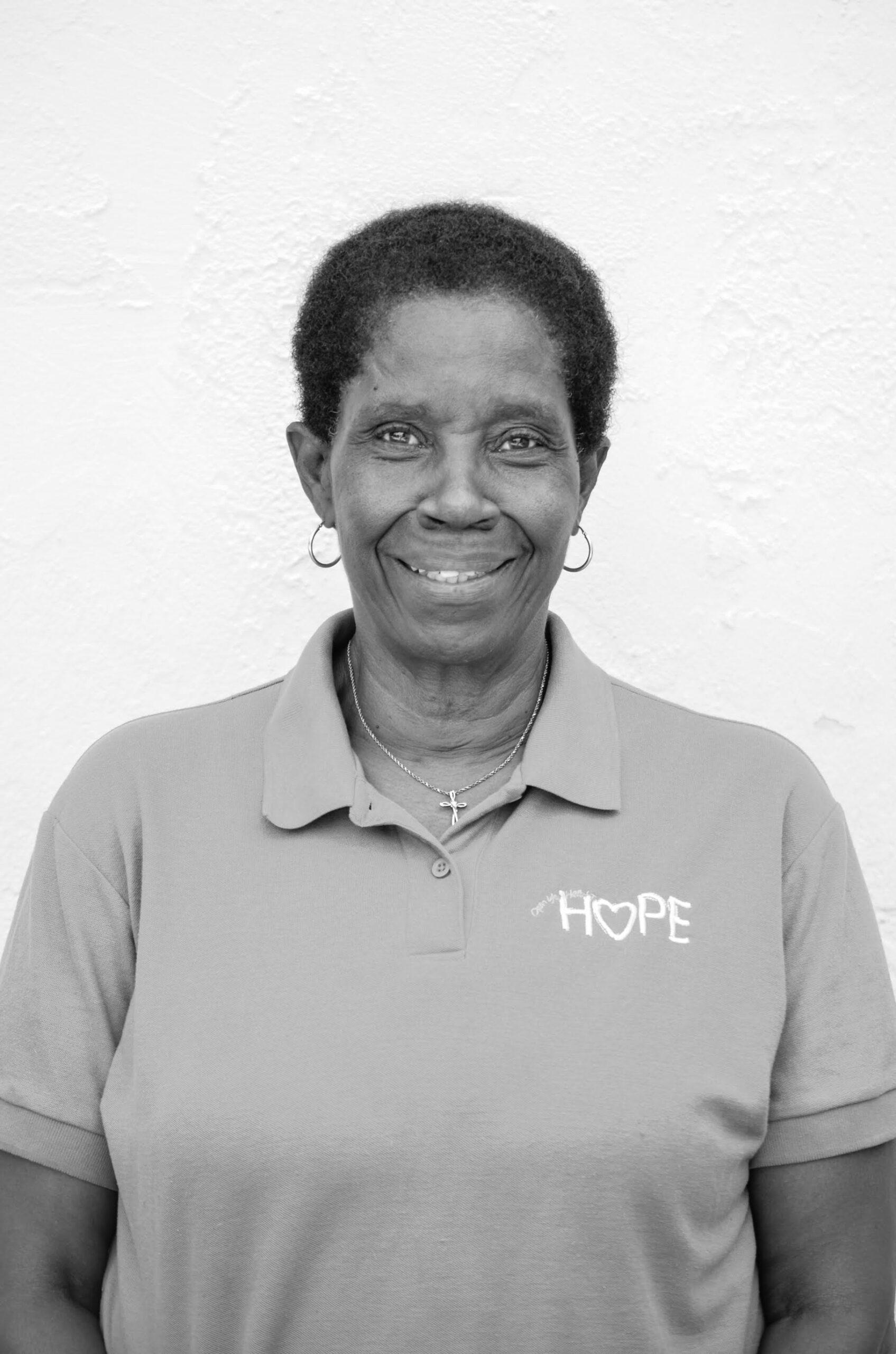 Gloria Beekman, HOPE Chest Lead