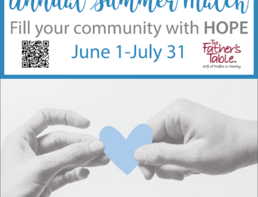 Fill your community with HOPE!
