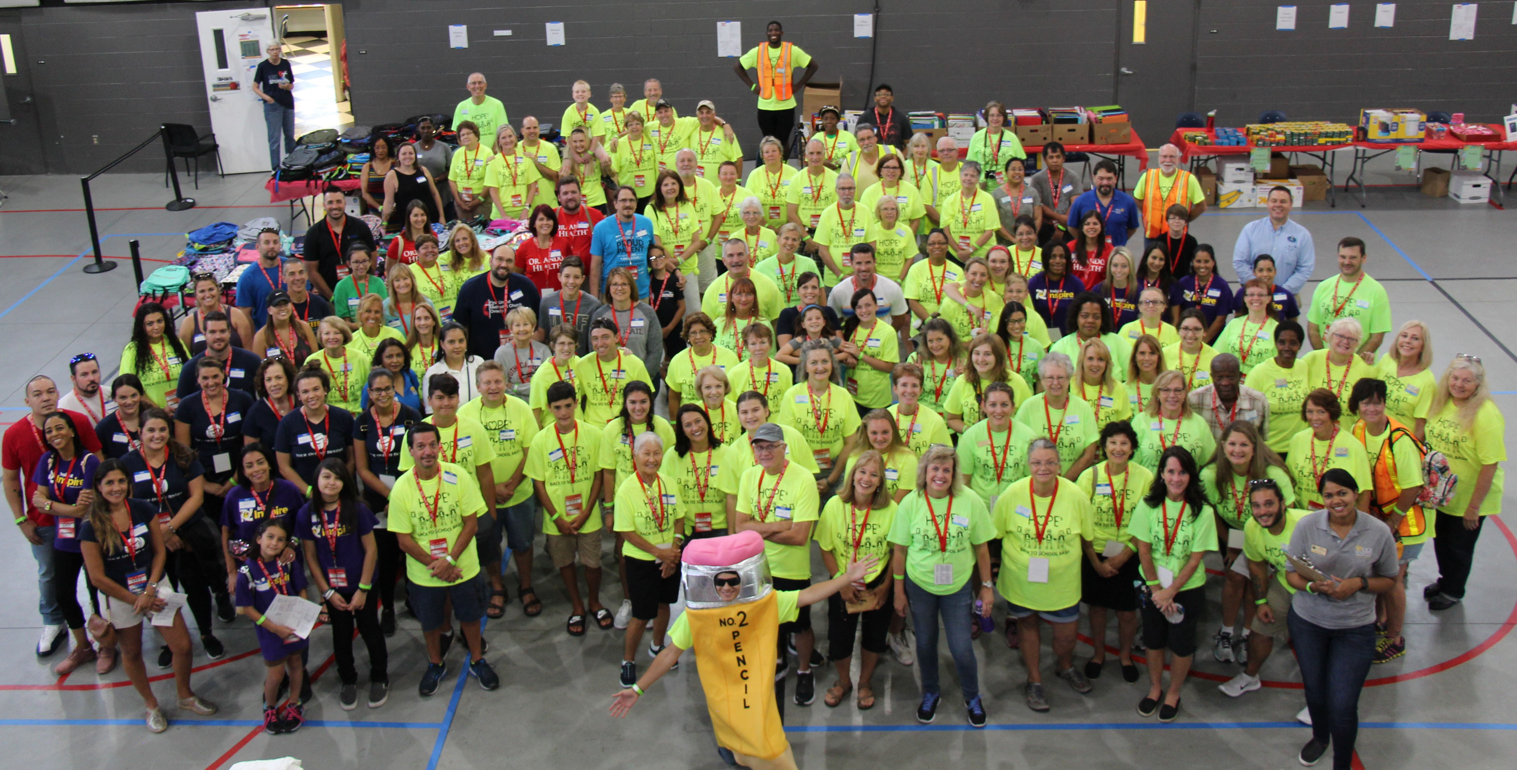 10th Annual Back to School Bash Presented by Orlando Health