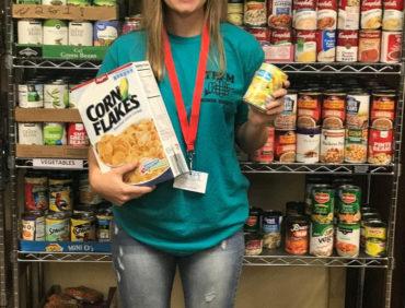 Volunteer Spotlight: Sami Vincent