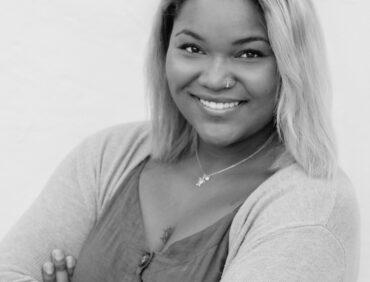 Amber Addison, Food Pantry Coordinator