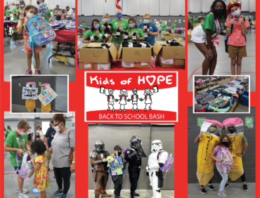 HOPE's 13th Annual Kids of HOPE Back to School Bash